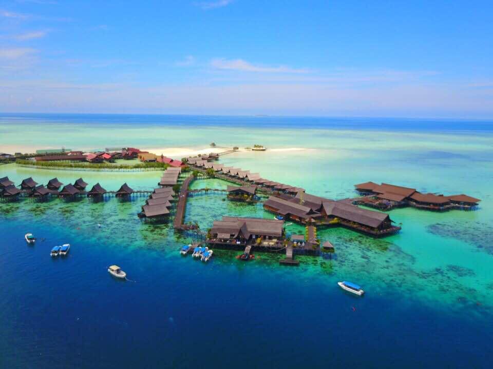 Sipadan kapalai dive resort dive malaysia - Kapalai dive resort ...
